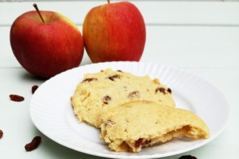 Apple Cookies Rezept