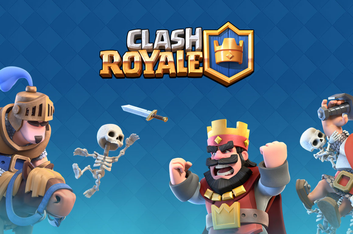Test: Clash Royale Mobil App