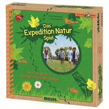 Expedition natur spiel