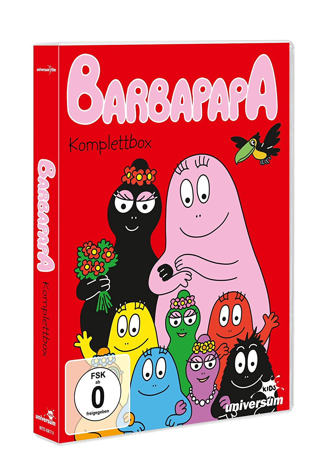 Barbapapa - Komplettbox