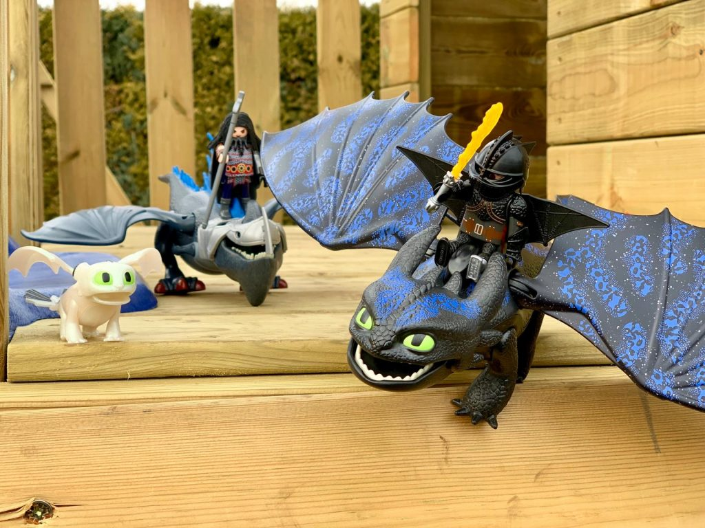 dragons playmobil